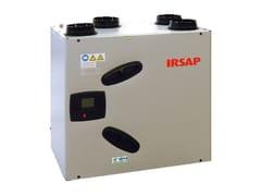 IRSAP, IRSAIR 500 VER Centrale di ventilazione e recupero calore