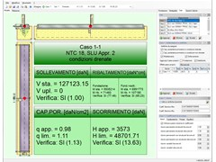 Software per progettazione geotecnica di strutture interrateIS PROGEO - CDM DOLMEN