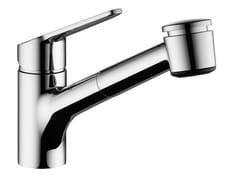 Miscelatore da cucina con doccetta estraibileISLA 10.371.033.000FL - FRANKE WATER SYSTEMS