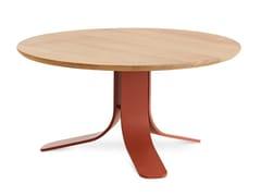 Tavolino da giardino rotondoISLA   Tavolino - GAN BY GANDIA BLASCO