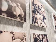 Pannello acustico a parete in lana mineraleISLAND | Pannello acustico a parete - ISOLDESIGN