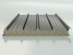 ISOPAN, ISOFIRE ROOF - FONO Pannello metallico coibentato per copertura