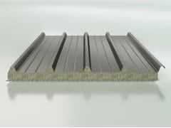 ISOPAN, ISOFIRE ROOF Pannello metallico coibentato per copertura