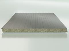 ISOPAN, ISOFIRE WALL Pannello metallico coibentato per facciata