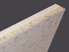 Lastra accoppiata per isolamento acustico soffittoISOLAST® 200 STD - GYPS