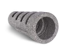 Silenziatore acustico per bocchette di ventilazioneISOLMANT TUBO HP - ISOLMANT - TECNASFALTI