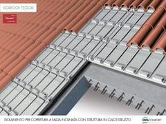 Pannello isolante per coperture sottotegola in EPS NeoporISOLROOF TEGOLE - ISOLCONFORT