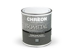 Smalto / Prodotto antiruggine e convertiruggineISOMETAL FERROMICACEO - CHRÈON LECHLER