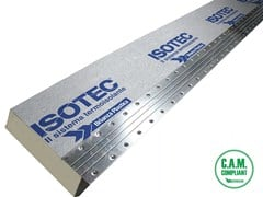Brianza Plastica, ISOTEC LINEA Isolamento termico per coperture e facciate non ventilate