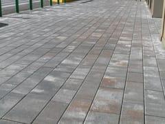 Massello autobloccante in calcestruzzo ITACA - GRANITI - Masselli autobloccanti per esterni