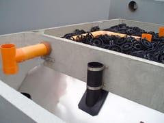 Impianto Monoblocco Fossa Imhoff con Filtro AnaerobicoFossa Imhoff + Filtro anaerobico - GAZEBO