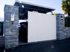 MontautoAscensore per auto con immersive room - IDEALPARK