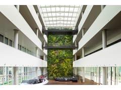 Parete vegetale indoorGiardino verticale interno - SUNDAR ITALIA SRL