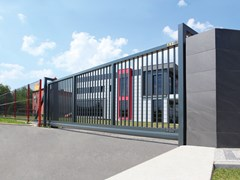 WISNIOWSKI, Cancello industriale scorrevole Cancello industriale scorrevole