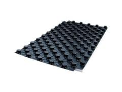 Pannello radiante a pavimentoPannello isolante con pellicola rigida - WÜRTH