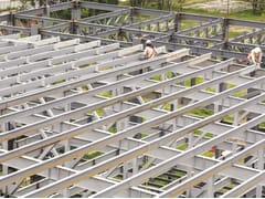 Knauf Italia, Interchar® 1120 Pittura intumescente per strutture metalliche