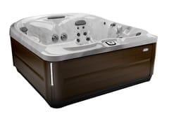 Minipiscina quadrata con idromassaggio a 5 postiJ-475™ - JACUZZI® EUROPE