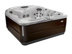 Minipiscina quadrata con idromassaggio a 6 postiJ-485™ - JACUZZI® EUROPE