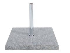 Base per ombrellone in granitoJANUS UMBRELLA   Base per ombrellone in granito - JANUS ET CIE