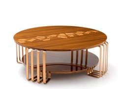 Tavolino da caffè rotondo JAZZ - 810103 | Tavolino da caffè - Jazz