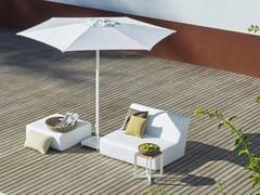 Jardinico, JCP.103 Ombrellone rotondo in Sunbrella®