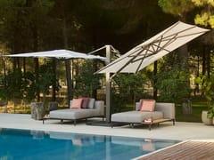 Ombrellone multiplo in Sunbrella®JCP.601 - JARDINICO