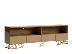 Mobile TV in legno con cassettiJENNY | Mobile TV - VOLPI SEDIE E IMBOTTITI