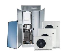 Sistema ibrido multienergiaJODO JH3 - ATAG ITALIA