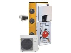 Sistema ibrido multienergia polivalenteJODO QHP-A2 - ATAG ITALIA