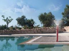 Fontana da giardino solare con nebulizzatoreJOLLY GO 150 - ARKEMA DESIGN