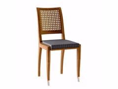Sedia da giardino in teak JONQUILLE | Sedia da giardino - Jonquille