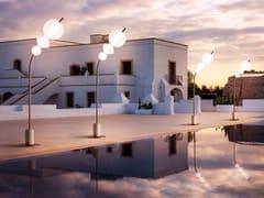 Lampada ad arco per esterno in Poleasy®JOY - MYYOUR