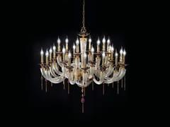 Lampadario con cristalli Swarovski® JULIENNE L12+6+6 - Julienne