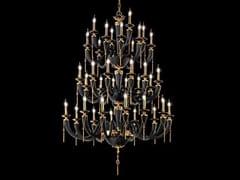 Lampadario in cristallo con cristalli Swarovski® JULIENNE L36 - Julienne