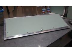 Botola di ispezione in alluminioJUMBO LIGHT - FF SYSTEMS