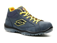 LOTTO WORKS, JUMP MID 900 S3 SRC OK - AVIATOR YELLOW Scarpe antinfortunistiche