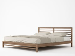 Letto king size in legno masselloJUN | Letto king size - KARPENTER