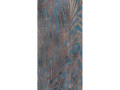Lastra in gres porcellanatoJUNGLE Blue - WIDE & STYLE BY ABK