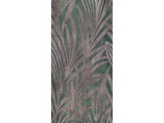Lastra in gres porcellanatoJUNGLE Green - WIDE & STYLE BY ABK