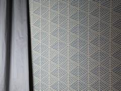 Carta da parati geometrica sanificabile in cartaJWALL TATAMI - JANNELLI & VOLPI