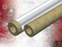 Tubi e lastre isolanti in lana di rocciaK-FLEX K-ROCK - L'ISOLANTE K-FLEX