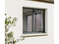 Serramenti in alluminio minimali a battenteK•LINE | Finestra a battente minimale - LIEBOT ITALIA