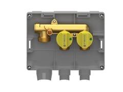 Collettore gas multi-intercettazione due vieK2.2 - TECO