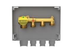 Collettore gas mono-intercettazione tre vieK2.4 - TECO