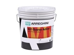 CAP ARREGHINI, K81 QUARZO ACTIVE Pittura riempitiva opaca antimuffa antialga