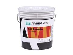 CAP ARREGHINI, K81 AMIANTO Pittura per incapsulamento