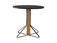 Tavolo rotondo in legnoKAARI | Tavolo rotondo - ARTEK
