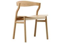 Sedia in legnoKALEA | Sedia in legno - 4PLUS1 ITALIA