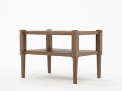 Tavolino / comodino in legno masselloKATCHWORK | Comodino - KARPENTER