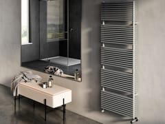 Scaldasalviette ad acqua calda verticale in acciaio al carbonioKATIA VX PLUS - CORDIVARI